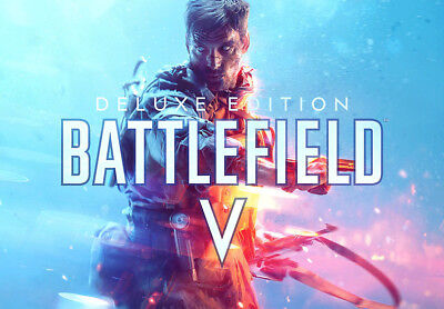 Battlefield V Deluxe Edition, PC-Gamekey