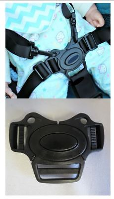 5 Point Harness Buckle Replacement for Baby Trend Falcon Jogger Strollers Child