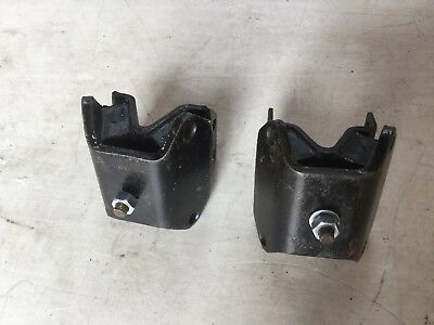 Pair of Rear Suspension Mountings for Jaguar E Type, Jag 420 & Classic S Type