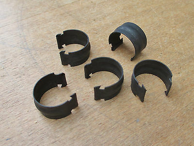 Ford Cortina Mk1 Ford Cortina Mk 2 Seat Squab Cover Frame Fixing Clips x 5  New