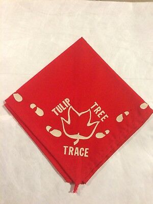 Tulip Tree Trace Neckerchief