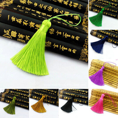 Small Tassels Craft Cushion For Decorative Accessories Mini Hot! Long 16cm Key