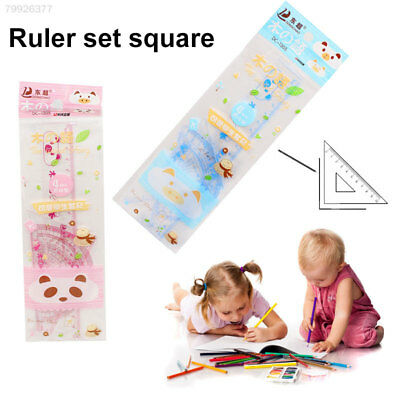 8B3F Cheap Ruler 5in1 Durable Mathe Matical Drawing Mathe Drawing Stationery