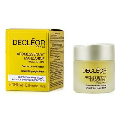 Decleor Aromessence Mandarine Smoothing Night Balm 15ml Womens  Skin Care
