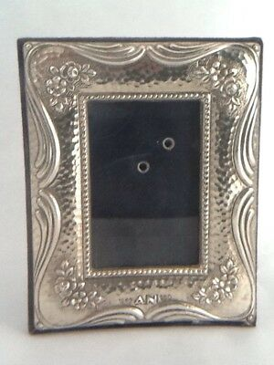 Beautiful Little Solid Silver 950 Picture Frame