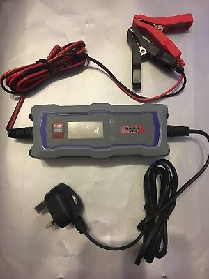 Ultimate Speed Battery Charger ULGD 3.8 A1