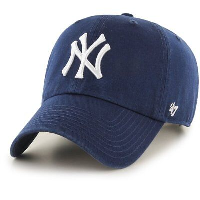 47 Brand Relaxed Fit Cap - MLB New York Yankees navy