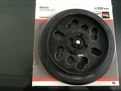 Bosch Backing Pad For Gex 150 Ace Sander - 3 608 601 006