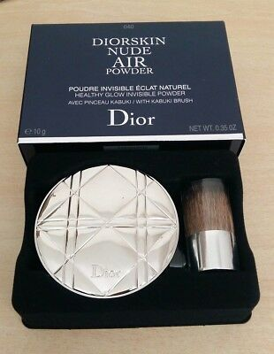 Dior Diorskin Nude Air Healthy Glow Invisible powder 021 Brand new in box!