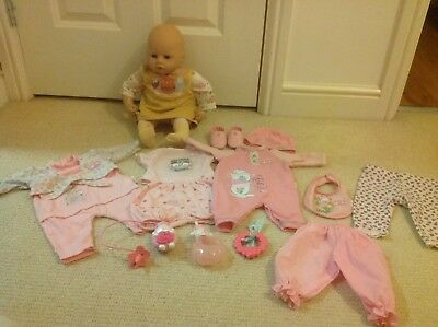 Baby Annabell Doll, Clothes & Accessories