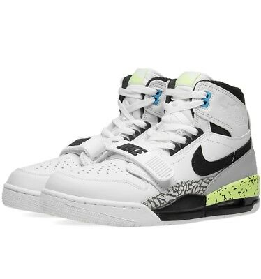 finest selection c9439 4f313 Nike Air Jordan Legacy 312 Just Don NRG Basketball Trainers Size 10.5 UK