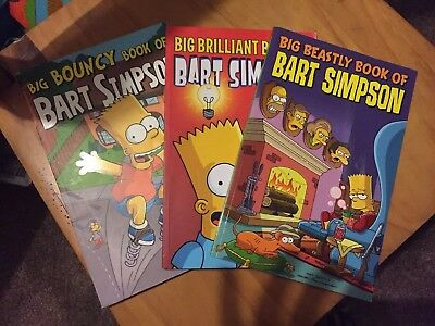 Bart simpson Comic Books