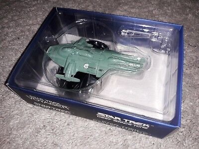 Eaglemoss StarTrek Ships Collection - Issue 131 Arctic One Model Ship - NEW!