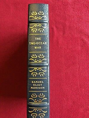 Easton Press-  The Two-Ocean War-Military History Collection
