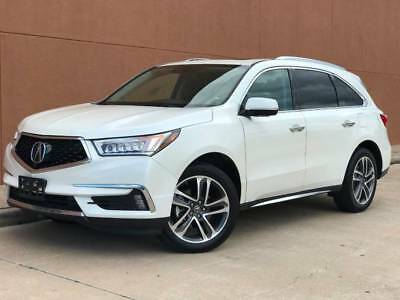 2017 Acura MDX 4dr SUV w/Advance Package 2017 Acura MDX 4dr SUV w/Advance Package