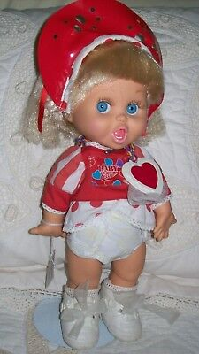 Lewis Galoob Baby Face Doll #2 Suzie - Original Clothing-Shoes - HTF