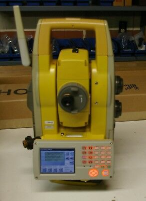 Total Station, Topcon QS5A, with Prism Search