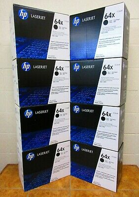 New Genuine NO BOX SEALED BAG OEM HP 64X Laser Toner Cartridge CC364X