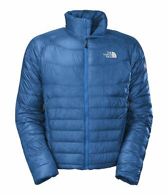 2c98e6523 NEW THE NORTH FACE FREEMAN ANORAK JACKET Asphalt Grey/Blue Down ...