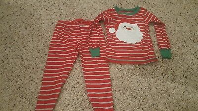 Christmas Pajamas Size 4t From Just One You By Carters
