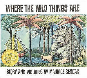 Where the Wild Things Are by Maurice Sendak (Paperback, 2000) New Book