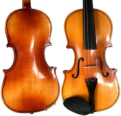 Estate:  Vintage Stradivarius Violin, Heimer 1/2 Size, Excellent Condition