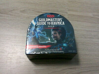 D&D 5th Edition Guildmasters Guide to Ravnica  Dice Wotc 2018 New