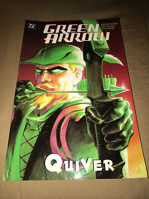 Green Arrow Quiver By Kevin Smith Phil Hester Ande Parks Tpb