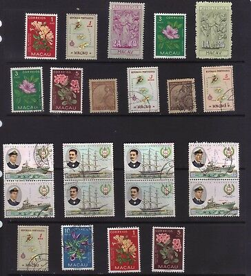 stamps China Macao