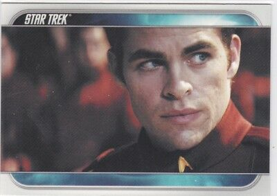 STAR TREK ..Movie ..Promo P2 Card