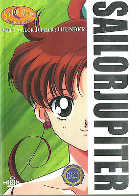 Sailor Moon Scout Guide: Meet Sailor Jupiter: THUNDER  full color.  NM-MT cond.