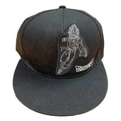 Dragon Ball Z Goku Black Cap NEW