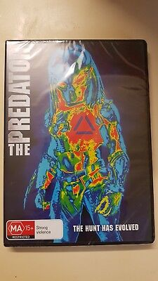 The Predator (DVD  2018) NEW, SEALED