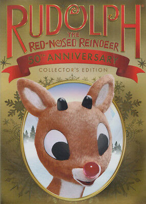 Rudolph The Red Nosed Reindeer (50Th Anniversary) (Dvd)