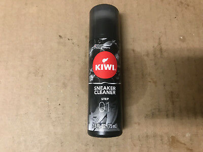 KIWI SNEAKER CLEANER All Types of Shoes & Extends Their Life CLEAN & REVITALIZED