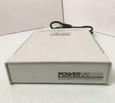 PowerVar ABC300-11 3 Stage Torodial AC Power Conditioner & Common Mode Pi-Filter