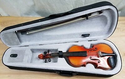 Vintage Suzuki Violin 1993 Number 220 1/8 with bow and hard case