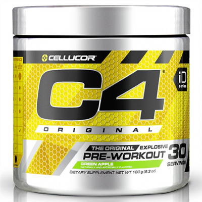 Cellucor C4 Id 30 Serves Serve Pre Workout C4 Original Energy Creatine
