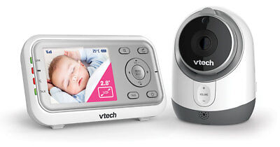 Vtech Safe & Sound Video and Audio Monitor - BM3300