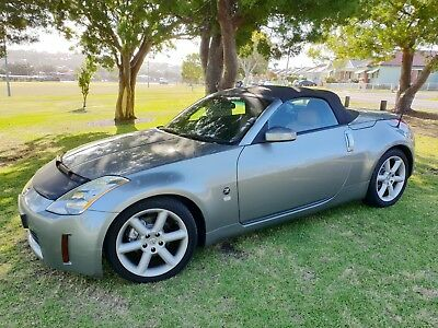 Nissan 350Z Convertible Auto 3.5Lt V6. Great Vehicle!