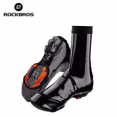 RockBros Cycling Shoe Cover Overshoes Warm Windproof Waterproof Thermal S/M L/XL