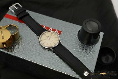 Serviced Vintage Omega Genève 131.019 Cal 601 Manual Watch 1968's Double Stamped