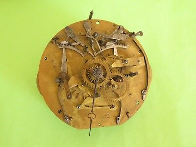 Viennese movement repeater hour quarter calendar, working condition