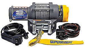 Super Winch ATV 3500-3500# Winch w/Roller Fairlead