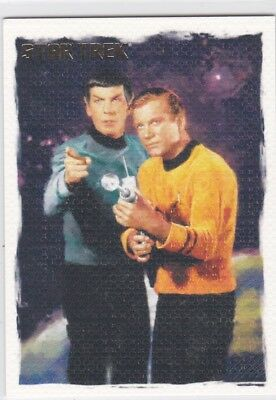 Star Trek...The Original Series..... Non-Sport-Update Promo P2... Card