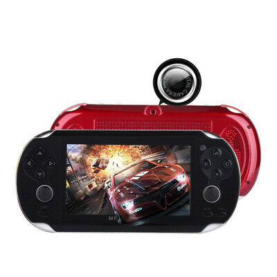 4.3'' Portable 8GB 32Bit Handheld MP5 Video Game Console 1000 Games Built-In