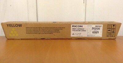 Ricoh MP C3000E Yellow Toner.