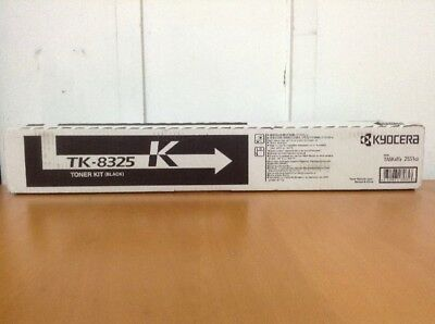 Kyocera TK-8325 Black Toner Kit