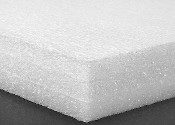 15mm Stratocell Packaging Foam Sheets, 600x500x15mm, pack of 20