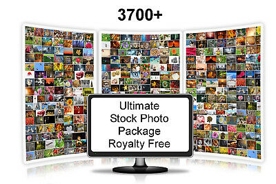 Ultimate Stock Photos Package 3700+ high resolution royalty free Stock Images